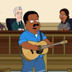 THE CLEVELAND SHOW (FOX) The Blue, The Gray and The Brown