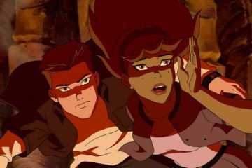 YOUNG JUSTICE Denial Episode 7