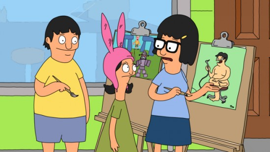 BOB'S BURGERS Art Crawl Episode 8 (8)