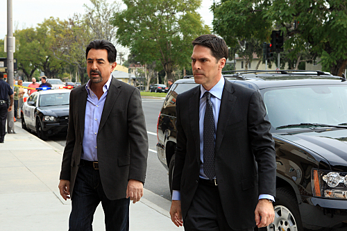 "CRIMINAL MINDS ""Hanley Waters"" Season 6 Episode 20"