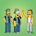 THE SIMPSONS A Midsummer's Nice Dream Season 22 Episode 16