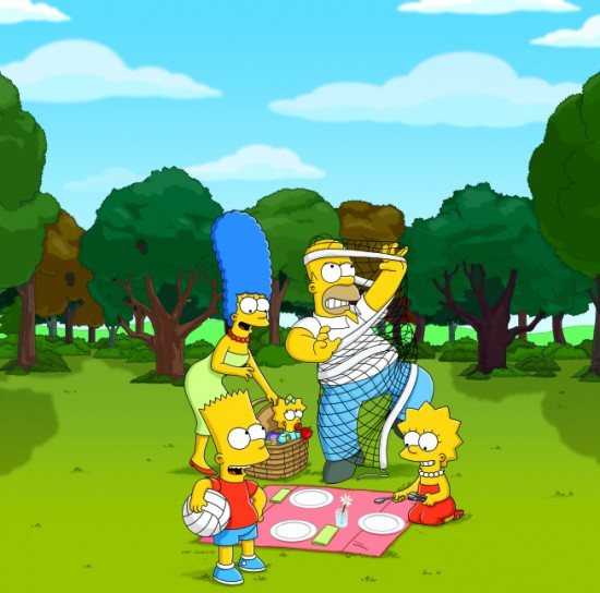 """THE SIMPSONS """"The Scorpion's Tale"""""""
