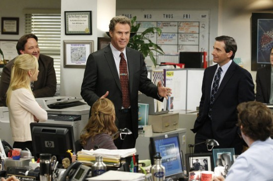 The Office Training Day Will Ferrell photo