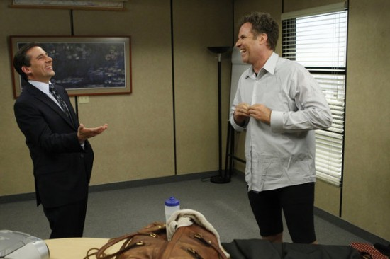 The Office (NBC) Training Day Will Ferrell