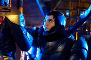 """Smallville (CW) """"Booster"""""""