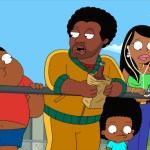 THE CLEVELAND SHOW Coolympics Season 2 Episode 20
