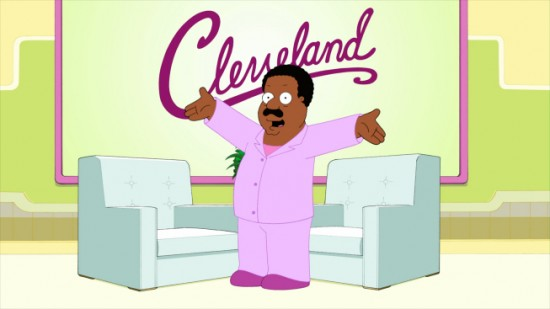THE CLEVELAND SHOW Your Show of Shows Season 2 Episode 22