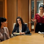 The Good Wife (CBS) Getting Off