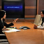 """THE GOOD WIFE """"Getting Off"""" (CBS)"""