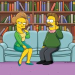 THE SIMPSONS The Ned-Liest Catch