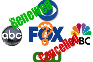 networks 2011 cancellations renewals