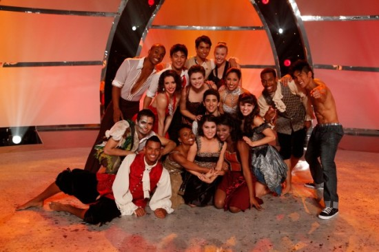 SO YOU THINK YOU CAN DANCE (2011) top 16