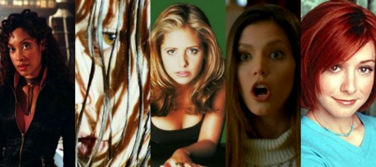Top Female Characters in Whedon Universe