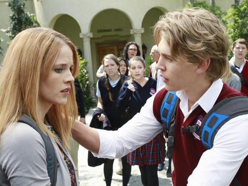 SWITCHED AT BIRTH (ABC Family)- The Persistence of Memory Episode 6