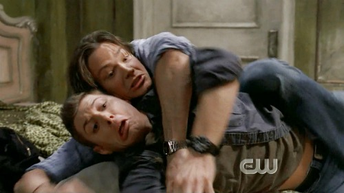 Supernatural - Tall Tales - Sam and Dean fight