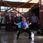 """THE GLEE PROJECT """"Dance Ability"""" Episode 4 (7)"""