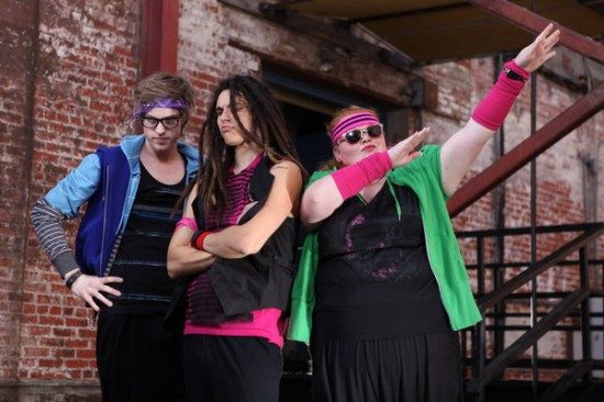"""THE GLEE PROJECT """"Dance Ability"""" Episode 4 (5)"""