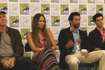 falling skies cast comic-con 2011