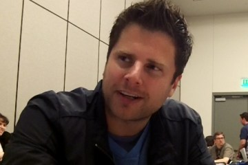 james roday comic-con 2011