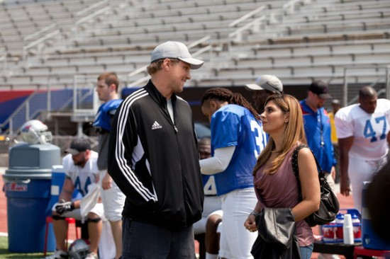 """NECESSARY ROUGHNESS """"A Wing and a Player"""" Episode 10 (4)"""