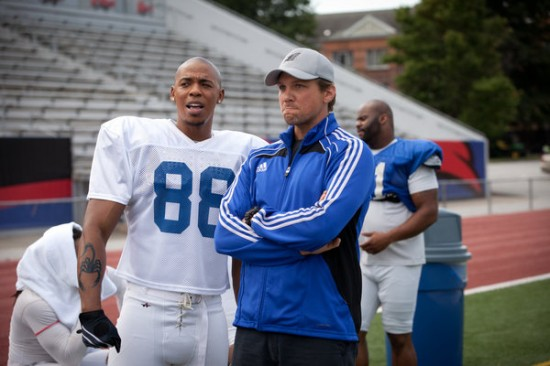 """NECESSARY ROUGHNESS """"A Wing and a Player"""" Episode 10 (2)"""