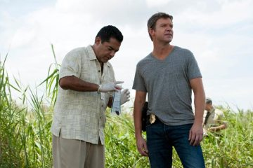 THE GLADES Swamp Thing Review