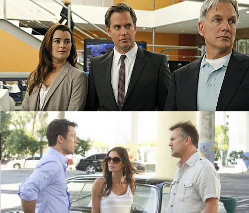 NCIS and Burn Notice