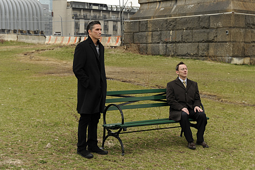"PERSON OF INTEREST ""Pilot"" (8)"