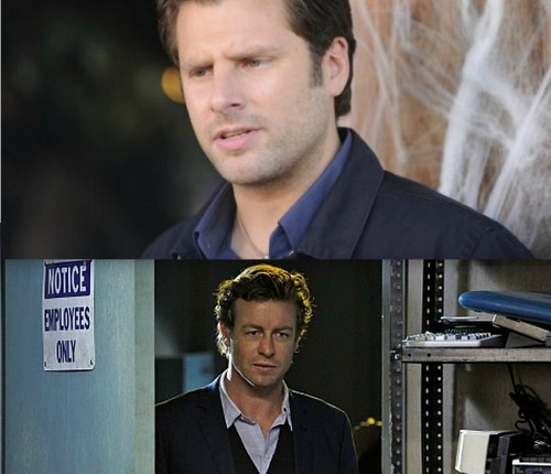Psych and The Mentalist