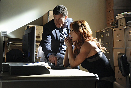 UNFORGETTABLE (CBS) Check Out Time
