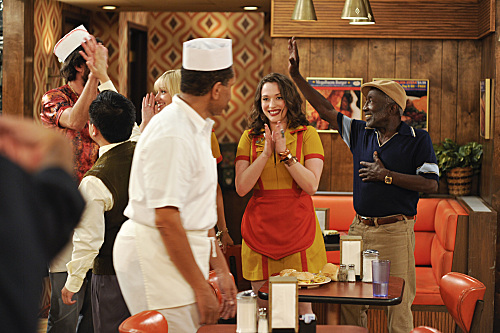 2 Broke Girls (CBS) And the Rich People Problems