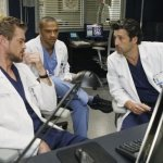 GREY'S ANATOMY What Is It About Men Season 8 Episode 4