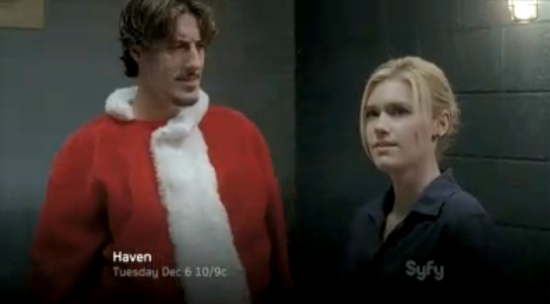 haven holiday episode 2011