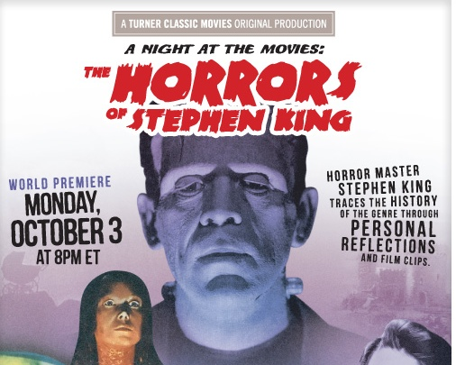 night at the movies horror stephen king