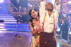 "DANCING WITH THE STARS ""Season 13 Finals Results"""