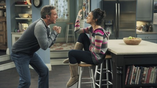 "LAST MAN STANDING ""House Rules"" Review"