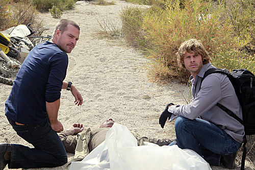 Callen and Deeks - NCIS: Los Angeles