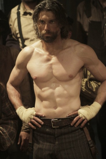 Hell On Wheels (AMC) Bread and Circuses Episode 5