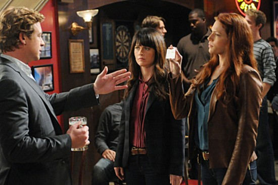 THE MENTALIST Fugue In Red Season 4 Episode 10