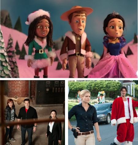 Syfy Does The Holidays with Eureka, Warehouse 13 and Haven [Review ...