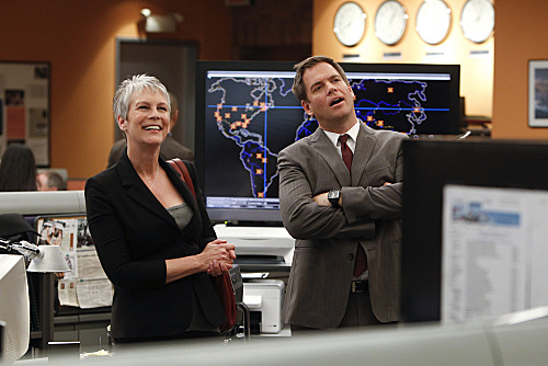 NCIS (CBS) PSYCH OUT
