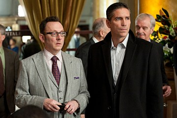 Reese and Finch - Person of Interest