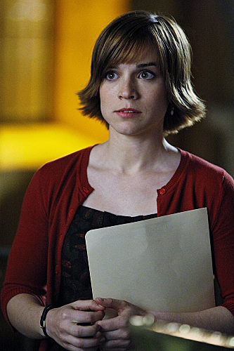 Exclusive Interview: NCIS Los Angeles' Renee Felice Smith ...