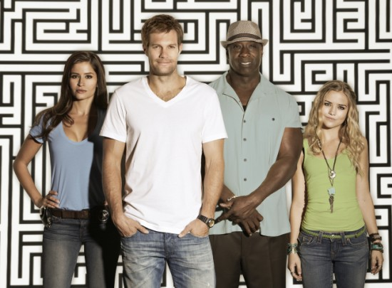 The finder cast