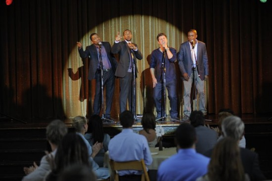 "PSYCH -- Episode 614 ""Let's Do-Wop It Again"""