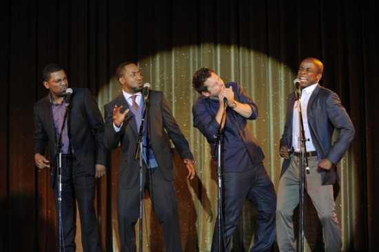 Psych (USA) Lets Doo Wop It Again