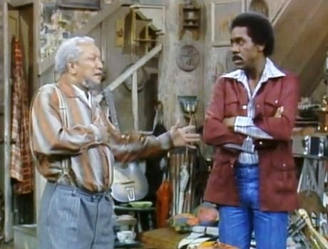 Fred and Lamont - Sanford and Son