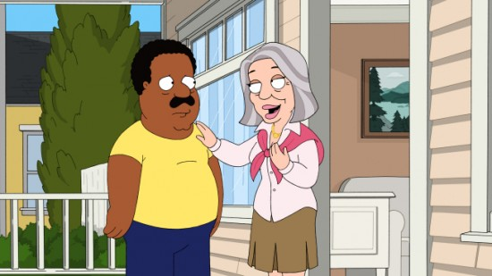 The Cleveland Show The Men in Me Season 3 Episode 15