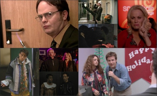 comedy collage