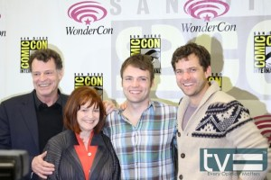 fringe press room wondercon 2012 37
